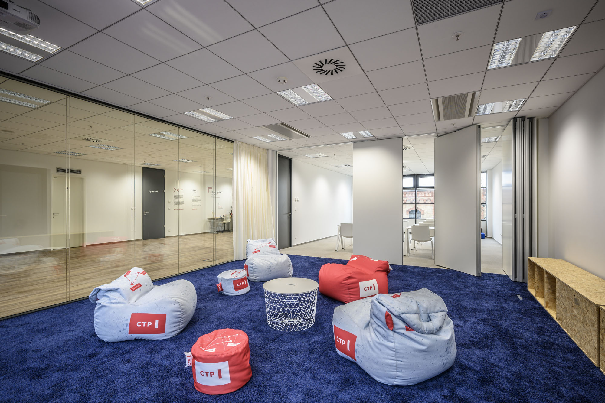 Moderne Büros müssen flexibel sein