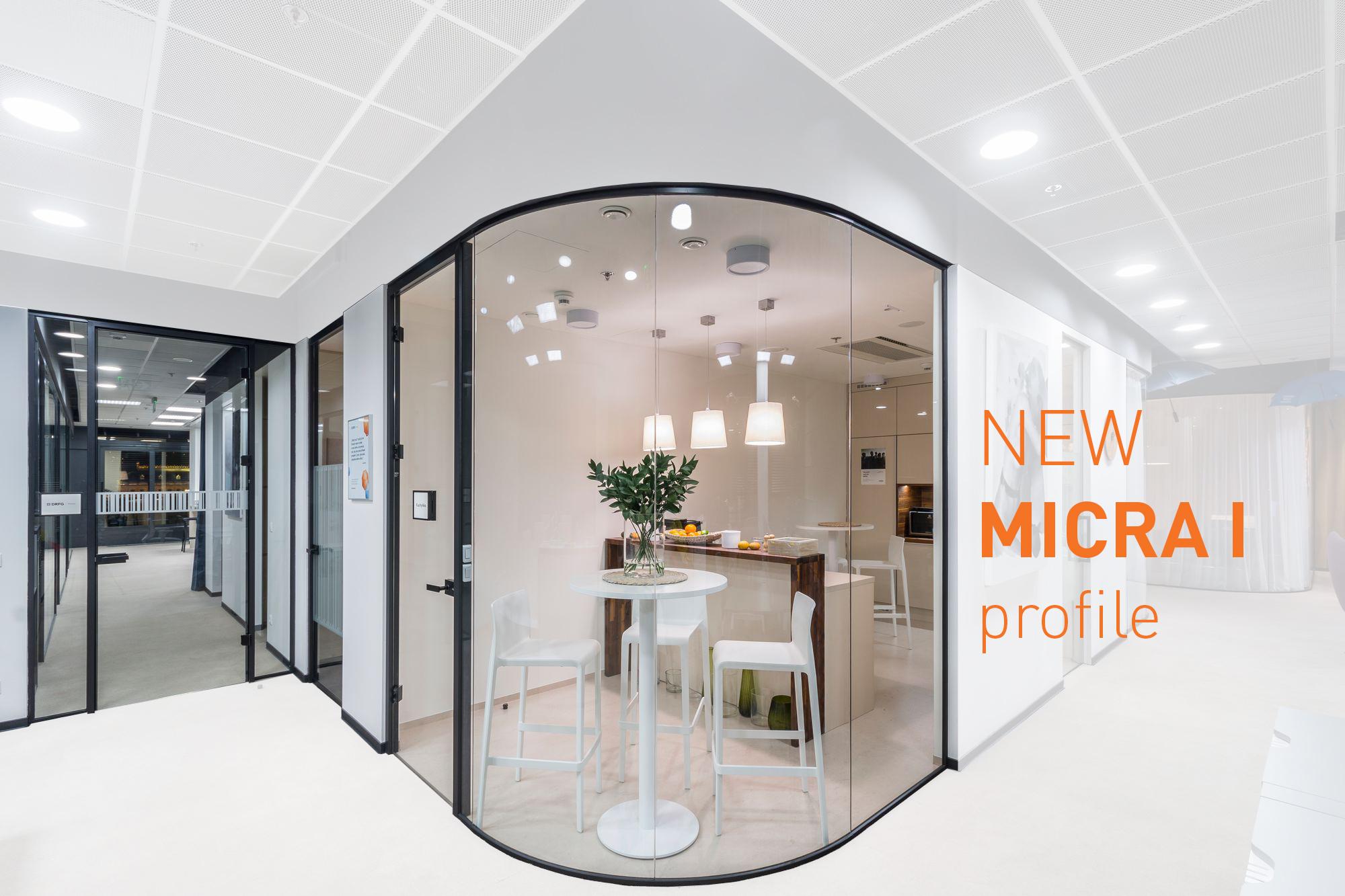MICRA I – mit neuem Profil