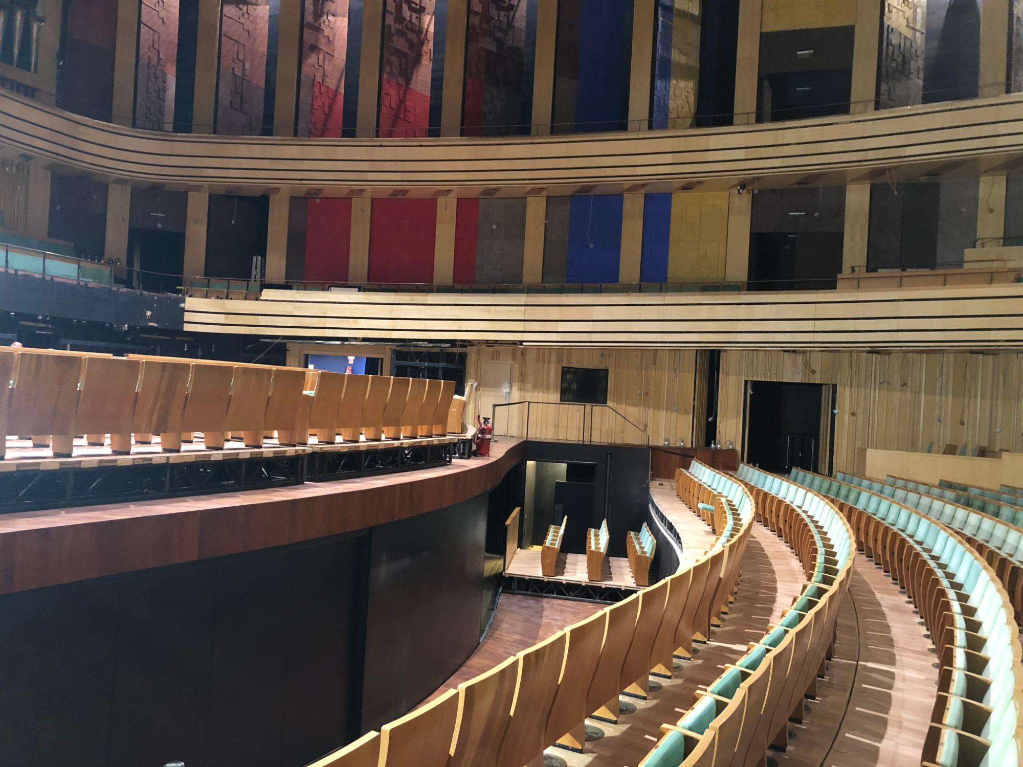 LIKO-Space im ungarischen Palast der Künste MÜPA