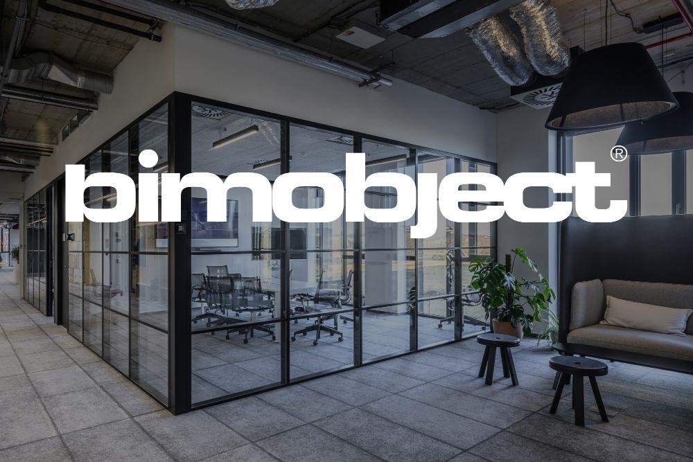 Wir sind bei BIMobject!
