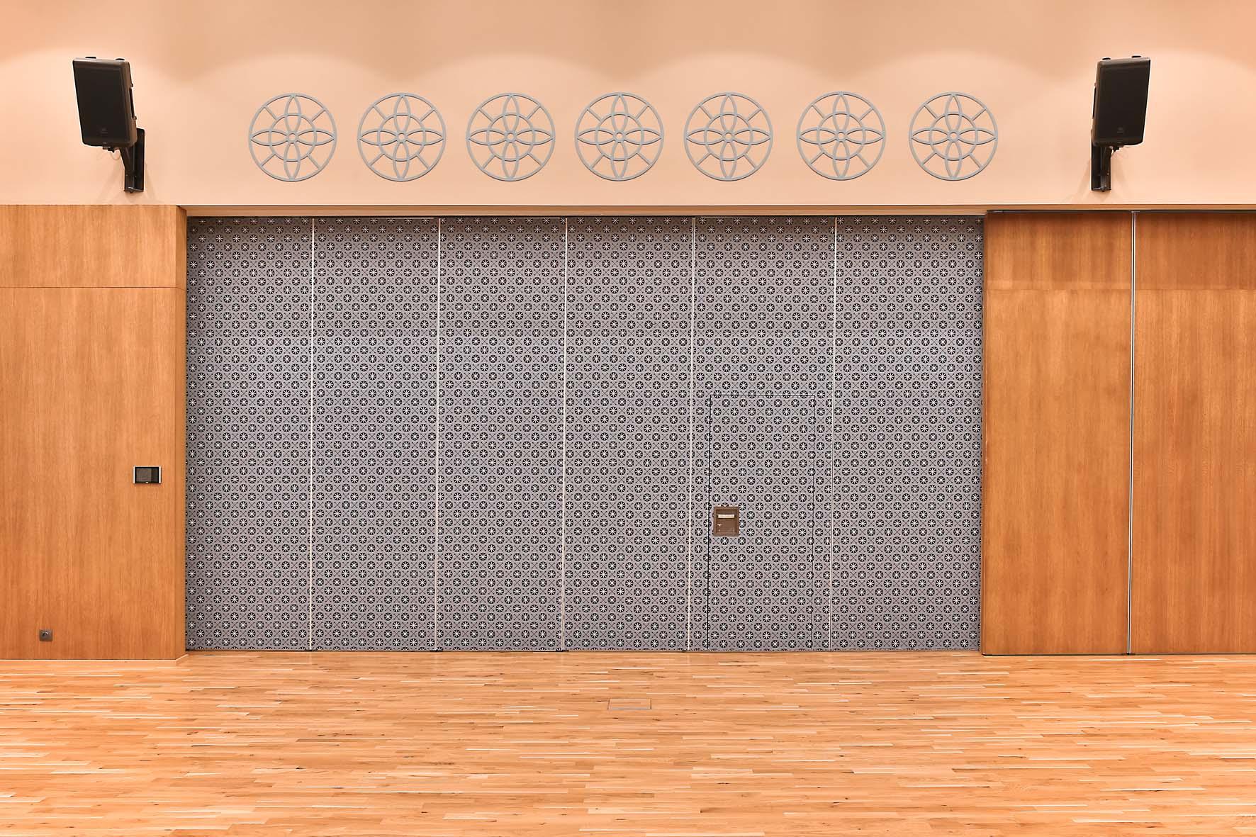 Flexible Raumlösung im J. K. Tyl Theater