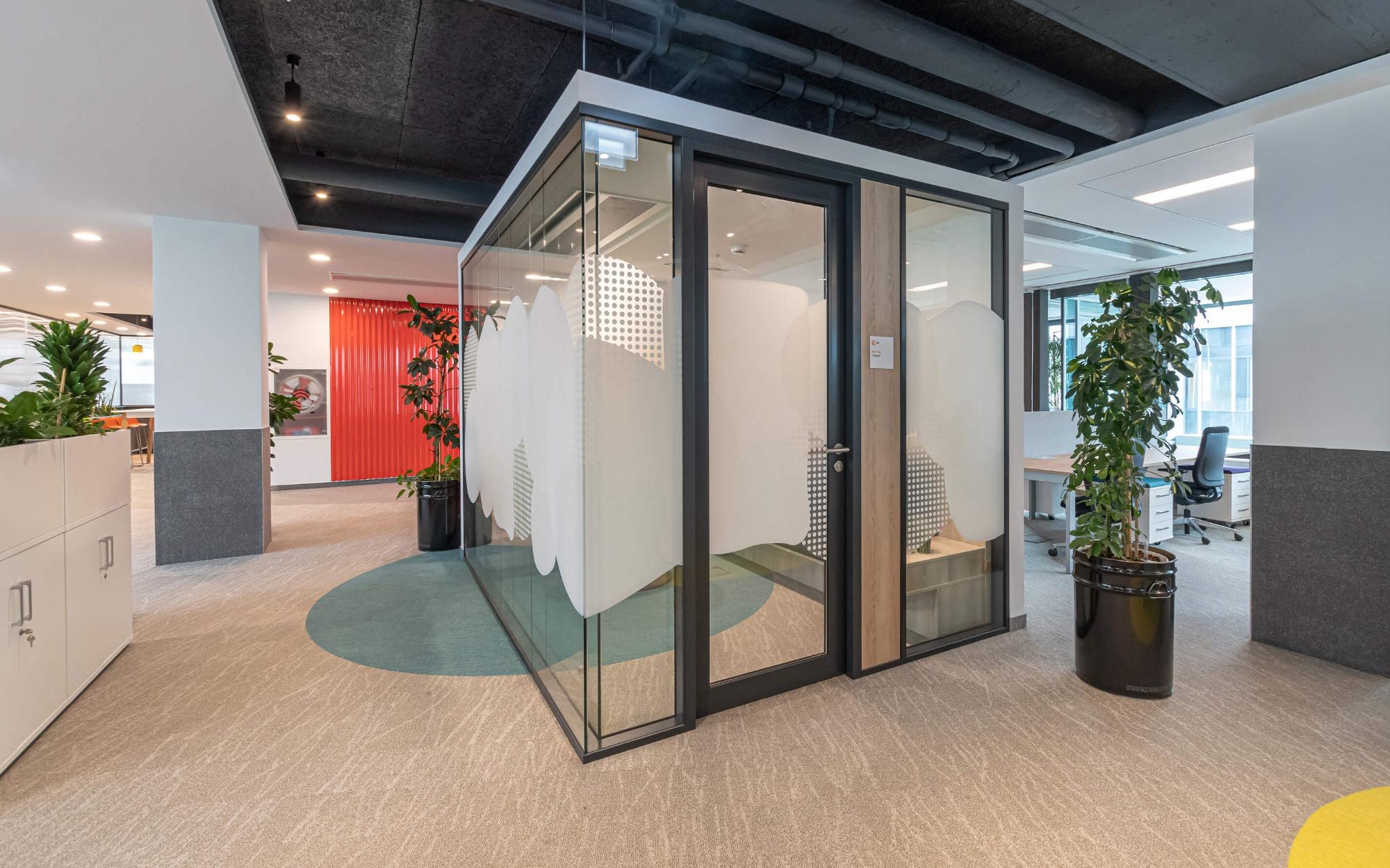 Büros mit Wohlfühlcharakter