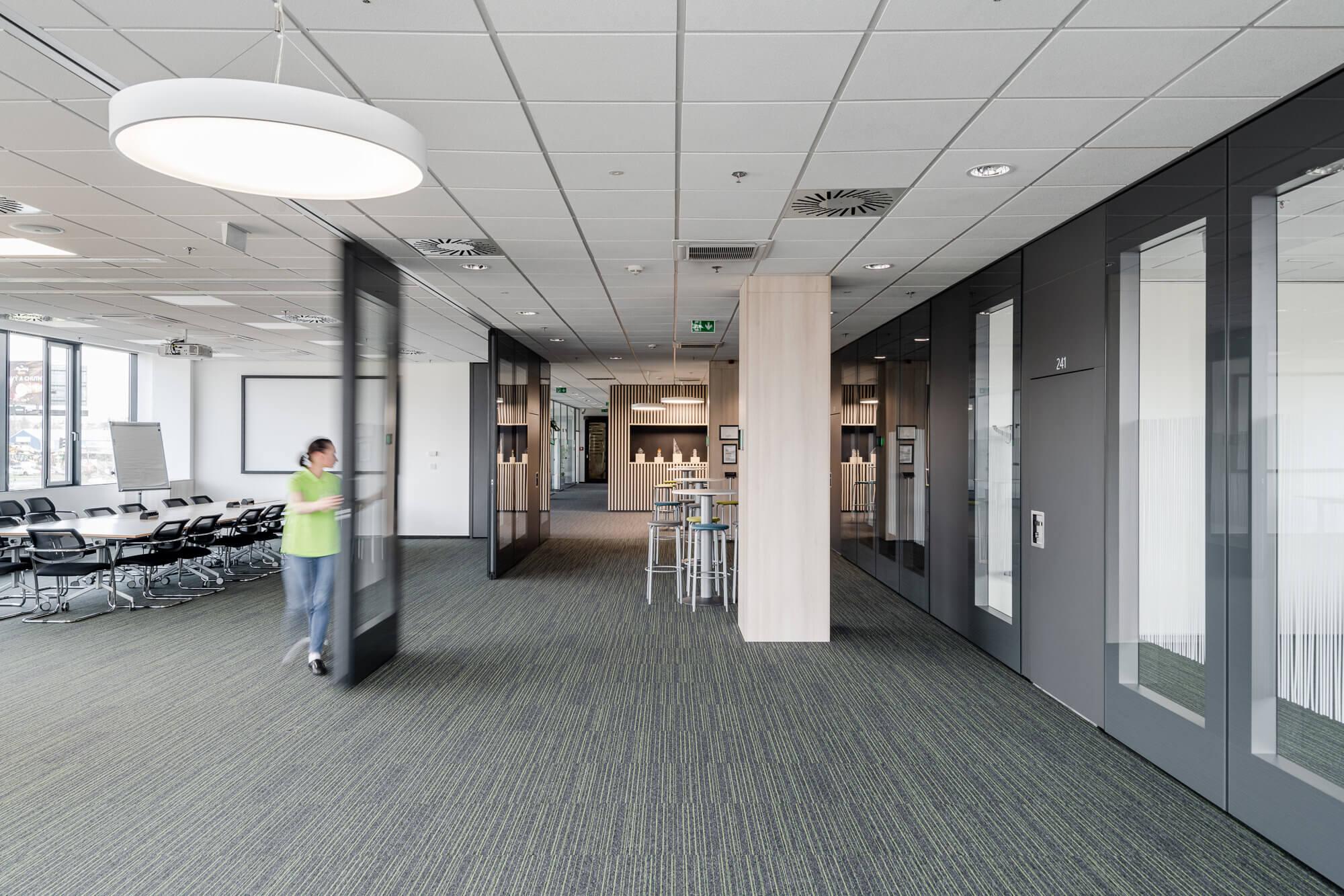 Optimale Nutzung der Büro- und Mehrzweckräume