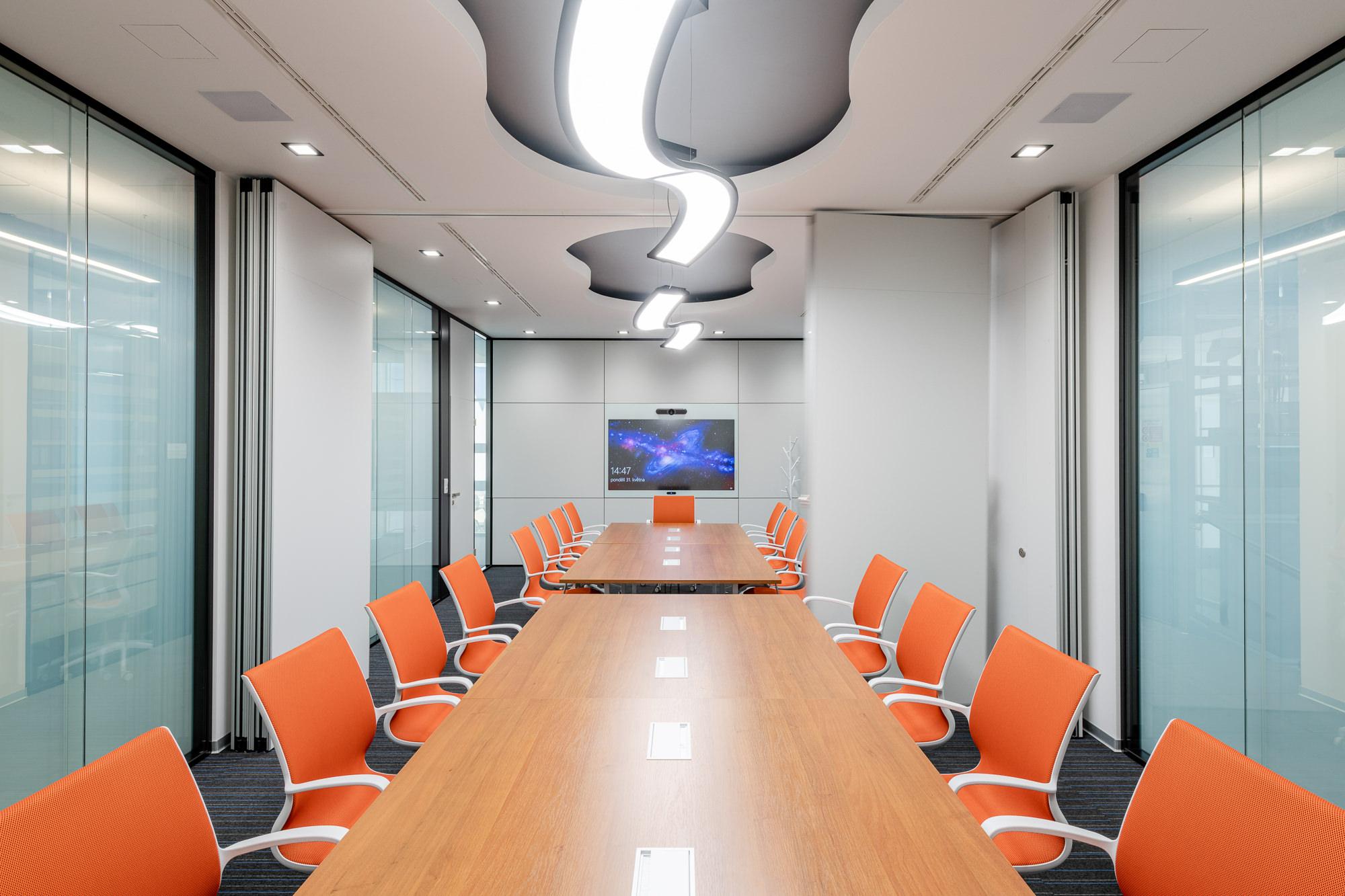 Moderne und zeitlose Bürogestaltung
