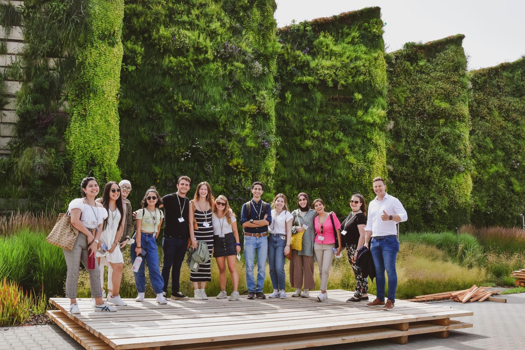 Wir inspirieren junge Architekten