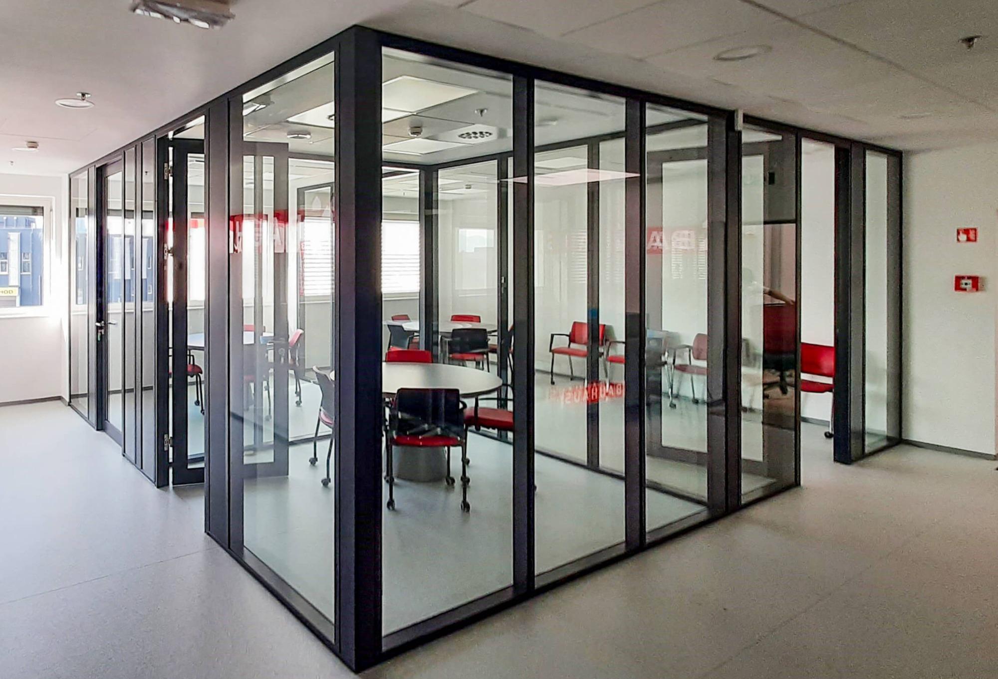 Bauhaus-Büroprojekt wieder mit uns