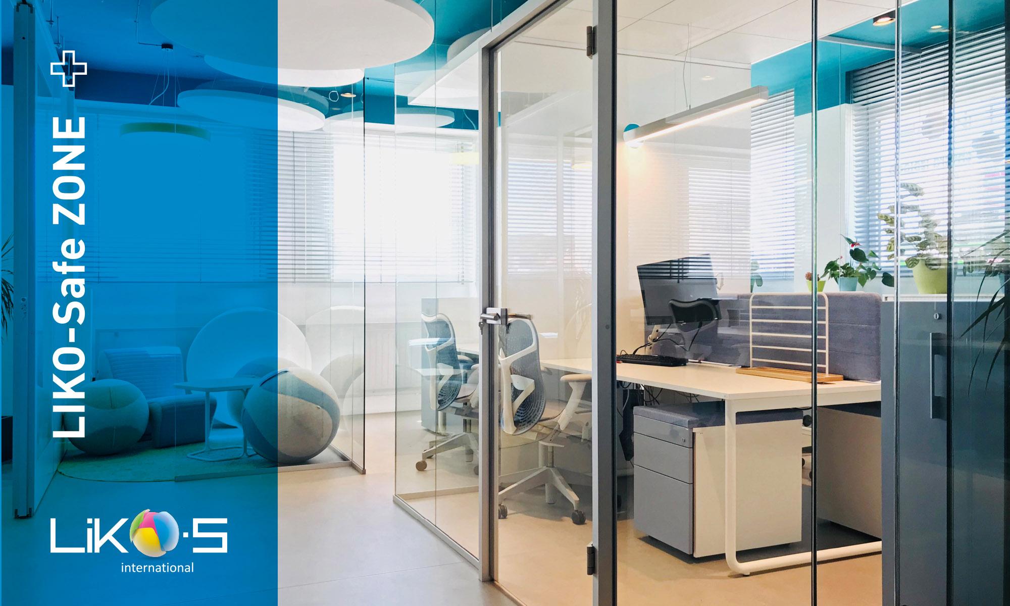 LIKO-Safe ZONE für ein sicheres und gesundes Arbeitsumfeld