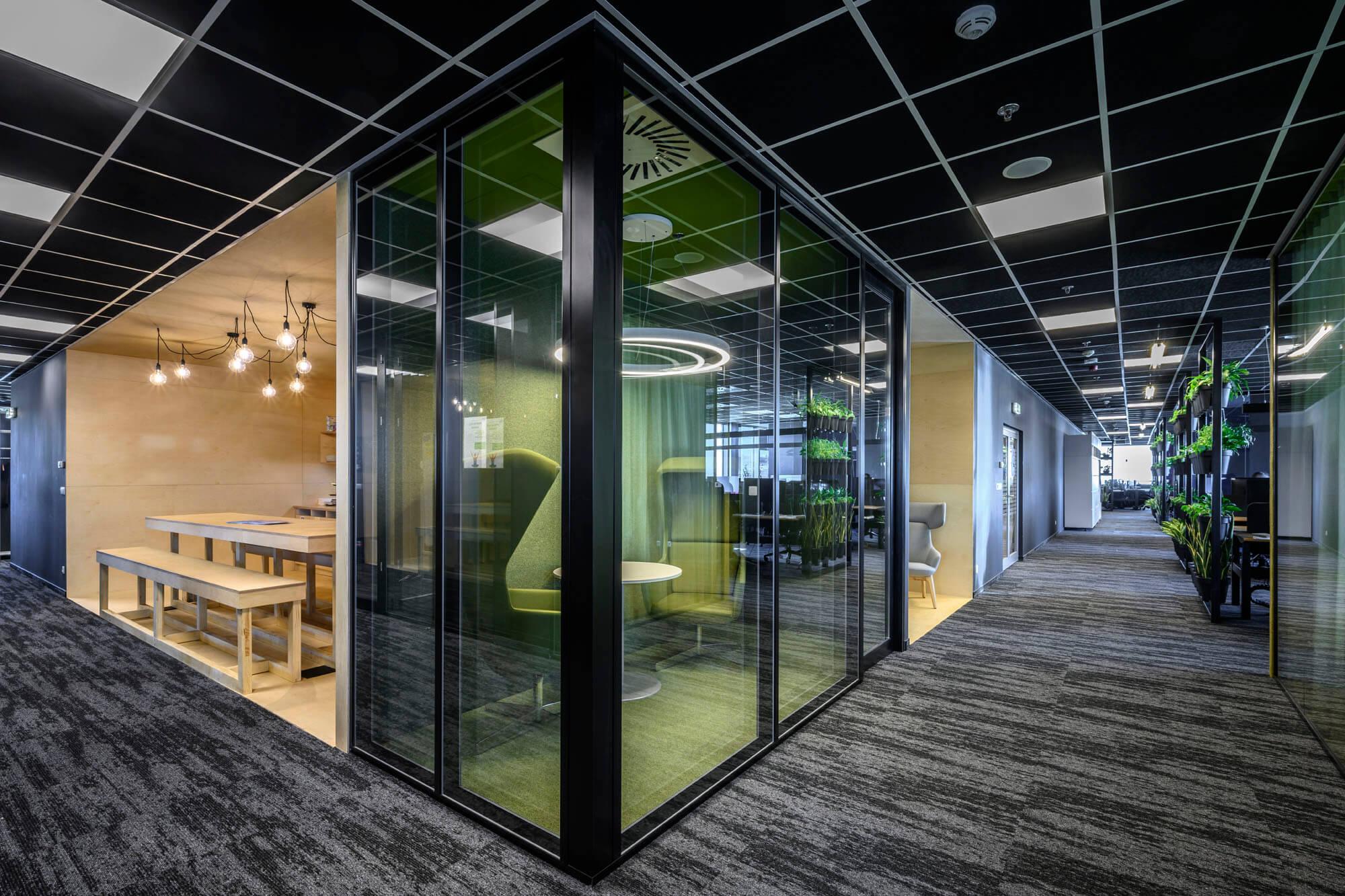 Büros nach den Wünschen der IT-Spezialisten