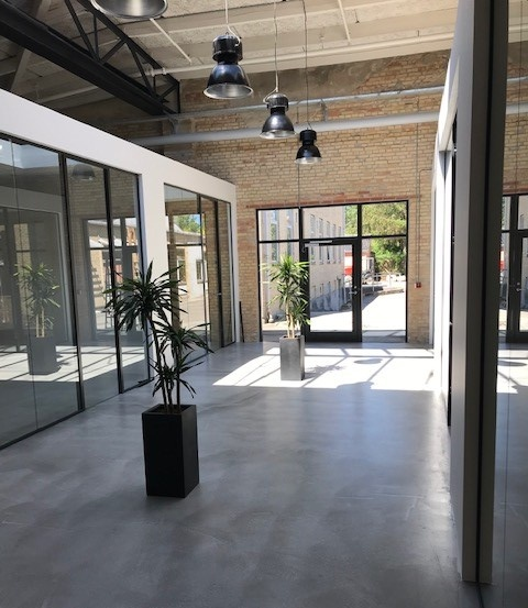 Neue Büros im Business Park TEP im dänischen Tommerup