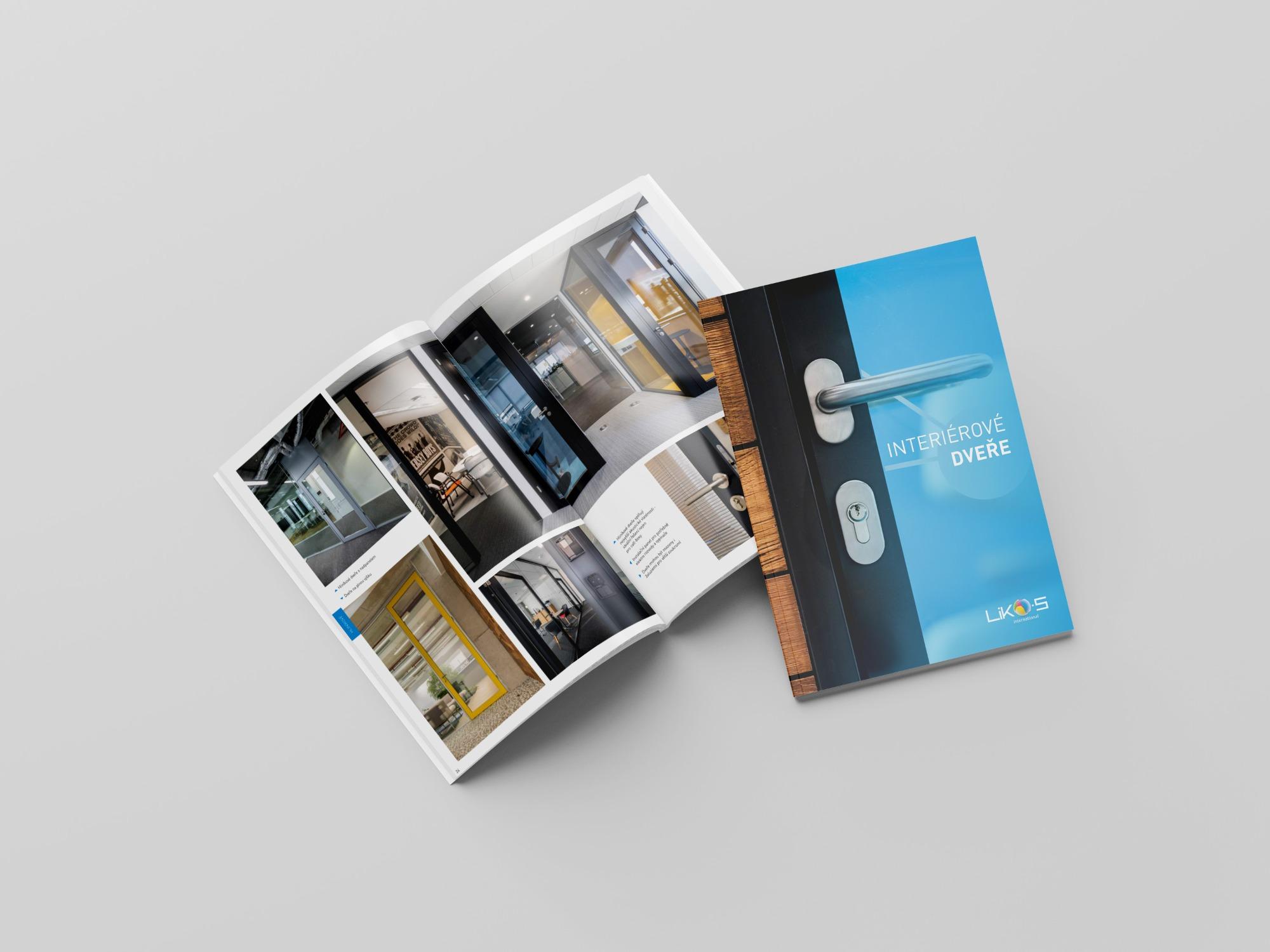 """Die neue Broschüre """"Innentüren"""" ist da!"""