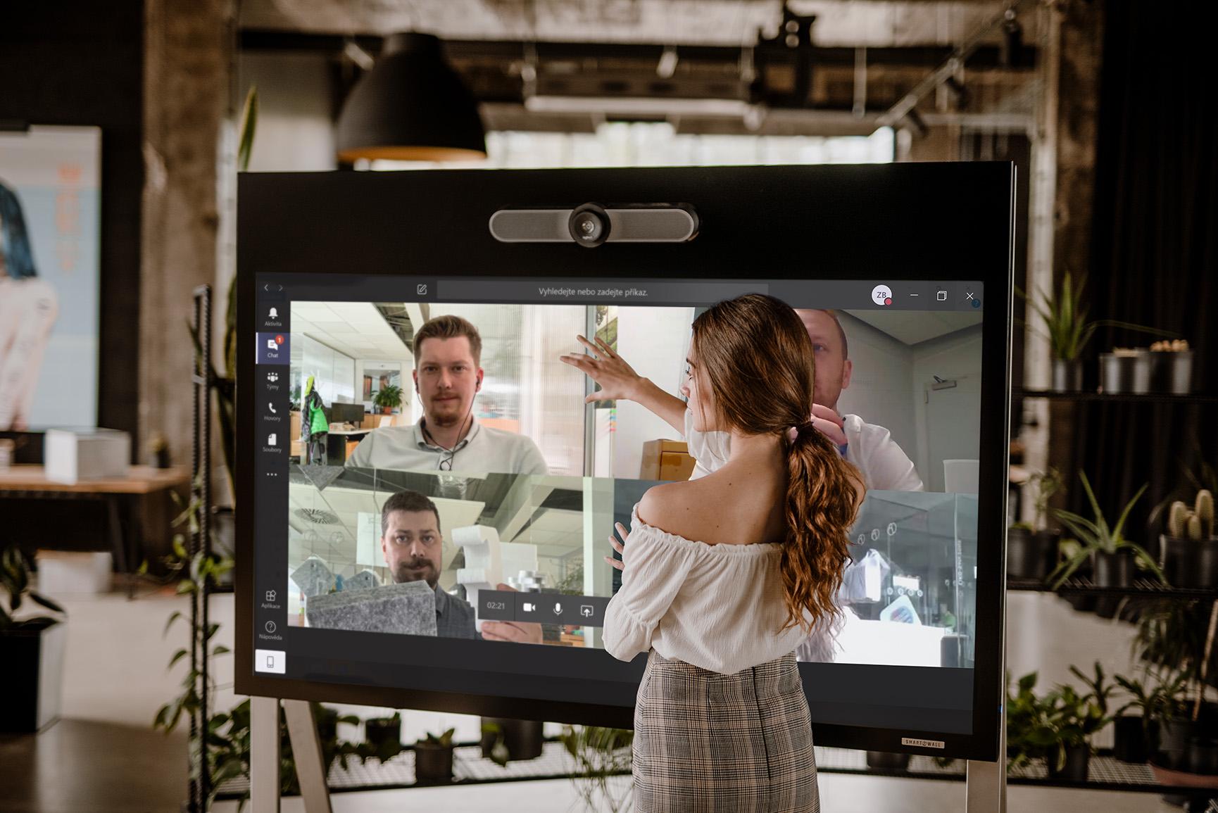 Sie möchten die beste Videokonferenz-Lösung auf dem Markt?