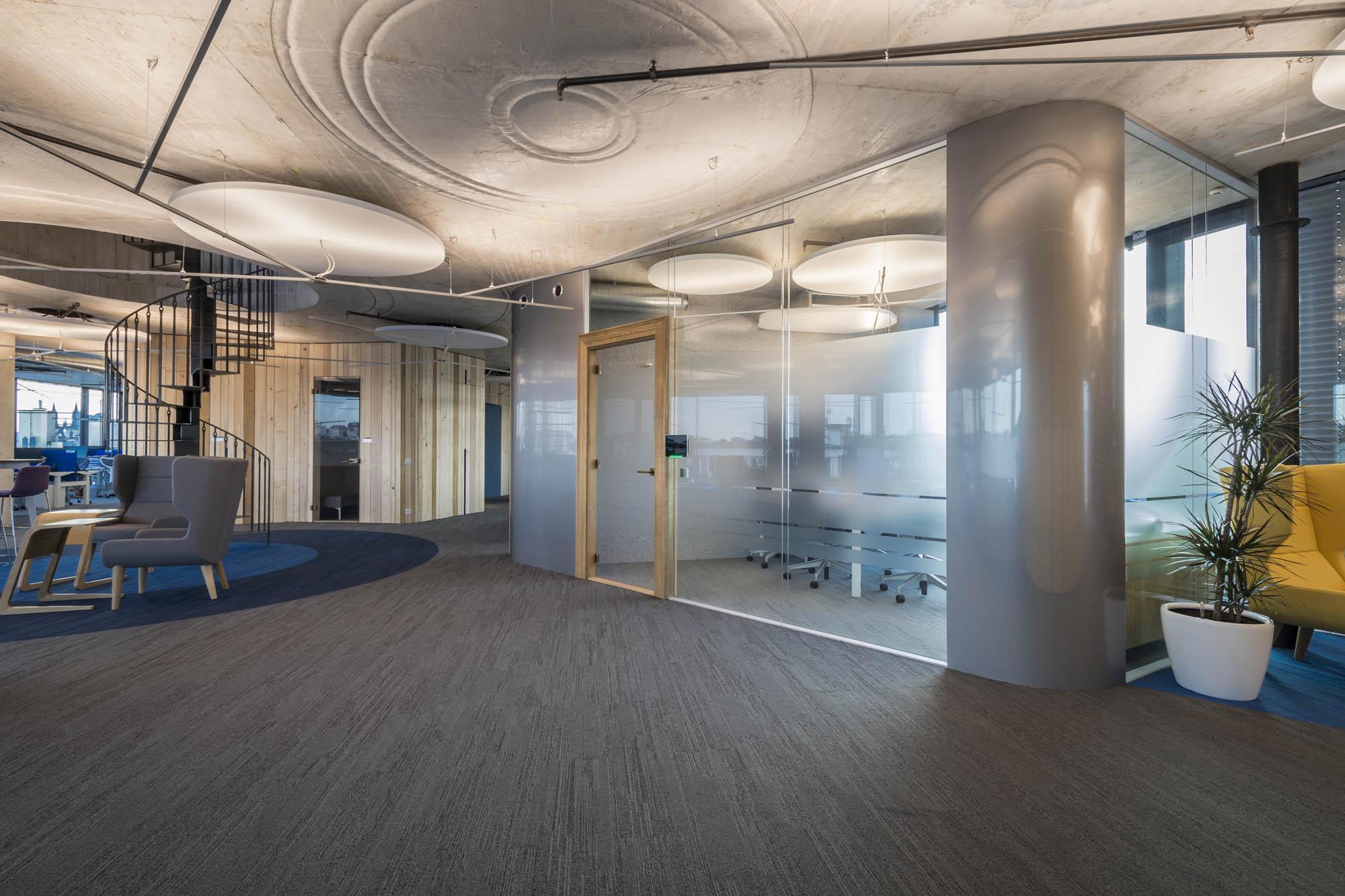 Wenn Büroräume ein voller Erfolg werden