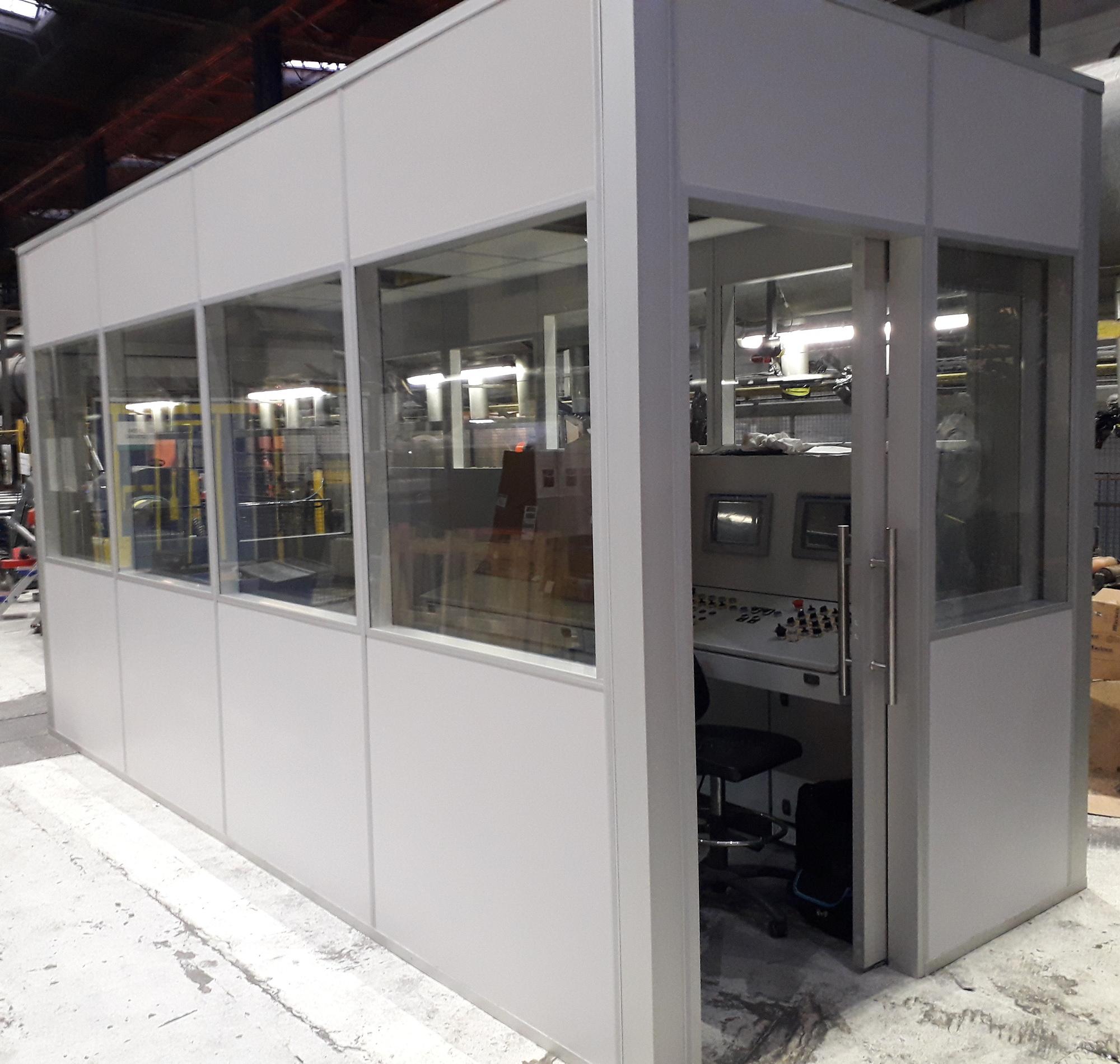 Weitere Einbauten® für Produktionshalle in Polen