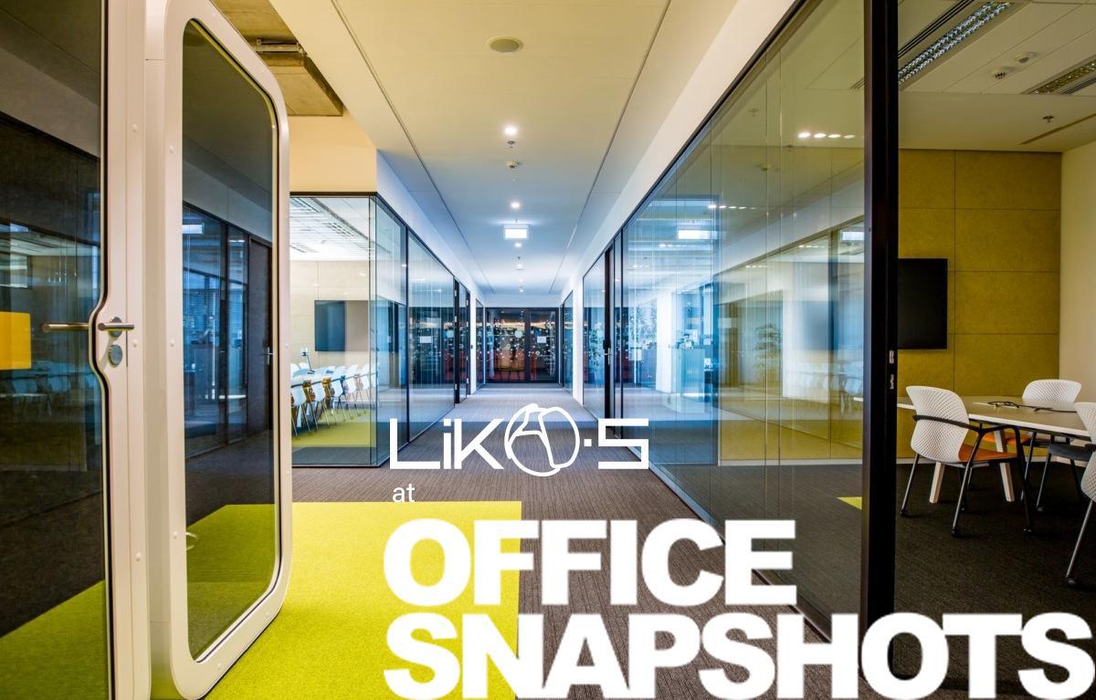 LIKO-S auf OfficeSnapshots.com!