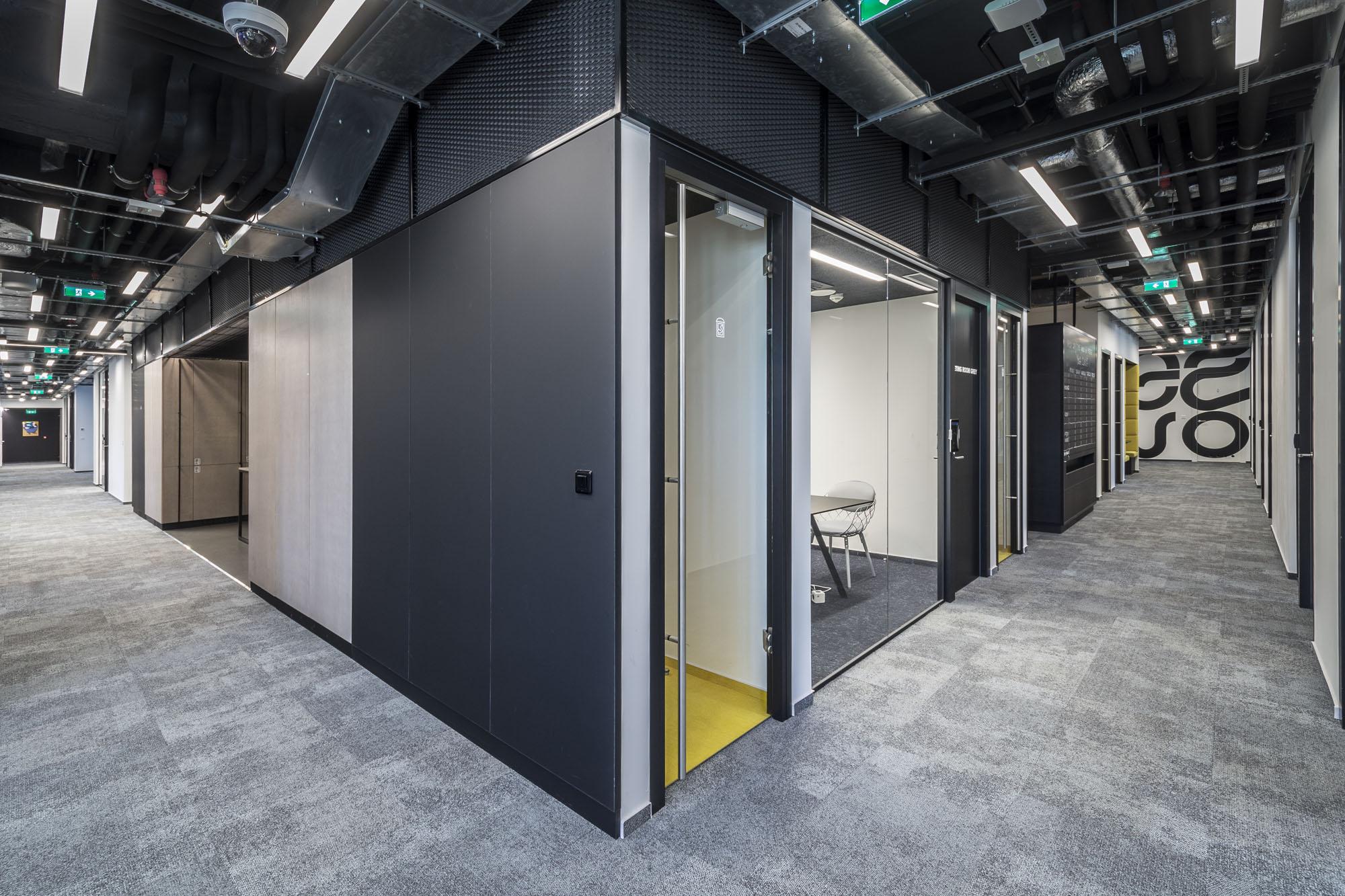 Coworking-Zentrum in Prag